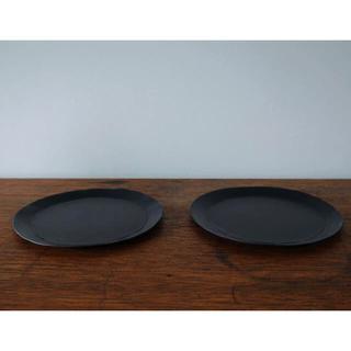 フォグリネンワーク(fog linen work)のfog linen work メタルトレイ 丸型2枚、長方形1枚セット(テーブル用品)