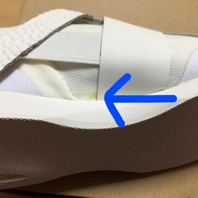 ZARA(ザラ)の新品☆ザラスニーカー レディースの靴/シューズ(スニーカー)の商品写真