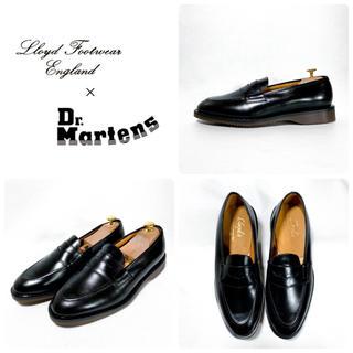 ドクターマーチン(Dr.Martens)の■未使用 Dr.martens 別注 Lloyd Footwear ローファー(スリッポン/モカシン)