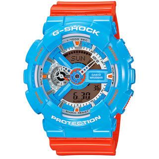 ジーショック(G-SHOCK)の極美品 G-SHOCK GA-110NC メンズ腕時計CASIO カシオ (腕時計(デジタル))