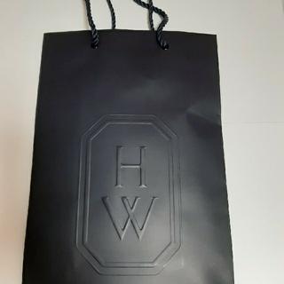 ハリーウィンストン(HARRY WINSTON)のハリーウィンストン 紙袋(ショップ袋)