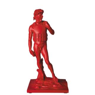 メディコムトイ(MEDICOM TOY)のSuicide man (Red Ver)(彫刻/オブジェ)