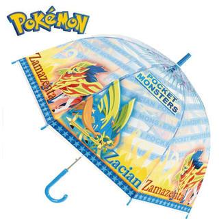 新品 ポケットモンスター ソード & シールド キッズ ビニール 傘 55cm(傘)