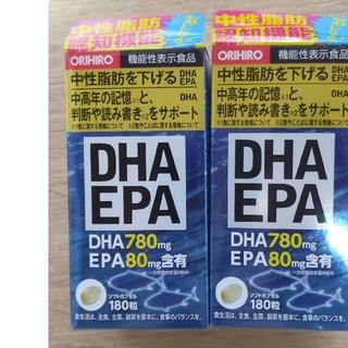 オリヒロ(ORIHIRO)のオリヒロ DHA  EPA  セット(その他)