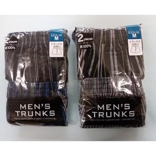 アオヤマ(青山)のトランクス M 4枚(2セット 2組 計4枚)洋服の青山 新品未開封(トランクス)