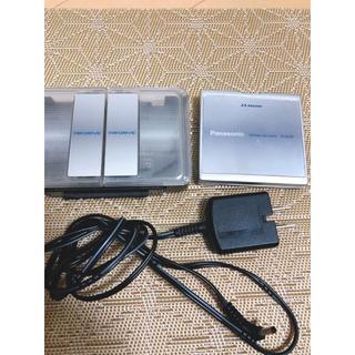 パナソニック(Panasonic)のパナソニック ポータブルMDプレーヤーSJ-MJ59(ポータブルプレーヤー)