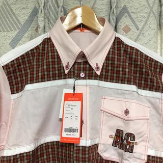 アンジェロガルバス(ANGELO GARBASUS)の本日大幅値下げ【新品】アンジェロガルバスの長袖シャツ(シャツ)