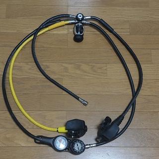 ツサ(TUSA)のTUSA ダイビング機材 レギュレーター オクトパス ダイビング(マリン/スイミング)