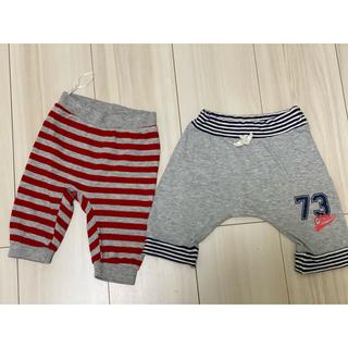 エイチアンドエム(H&M)の60cm 70cm 2着まとめ売り レギンス パンツ ズボン(パンツ)