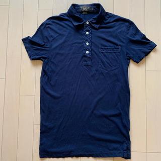 ダブルアールエル(RRL)のDouble R L ポロシャツ ラルフローレン サイズXS(ポロシャツ)