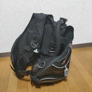ツサ(TUSA)のTUSA BCジャケット PLATINA Mサイズ ダイビング(マリン/スイミング)