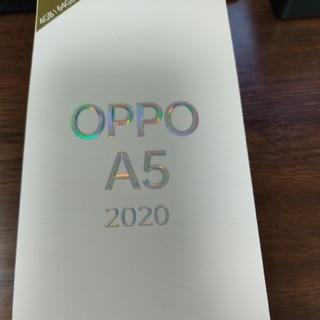 ラクテン(Rakuten)の箱 OPPO A5 2020(その他)