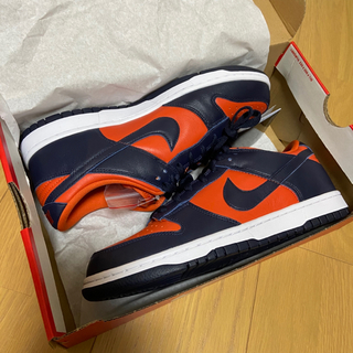 ナイキ(NIKE)のdunk low champ colors 26.5(スニーカー)