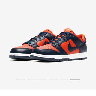 ナイキ(NIKE)のNIKE DUNK LOW Champ Colors JP27.5(スニーカー)