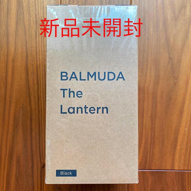 BALMUDA(バルミューダ)のバルミューダ The Lantern L02A-BK (ブラック) スポーツ/アウトドアのアウトドア(ライト/ランタン)の商品写真