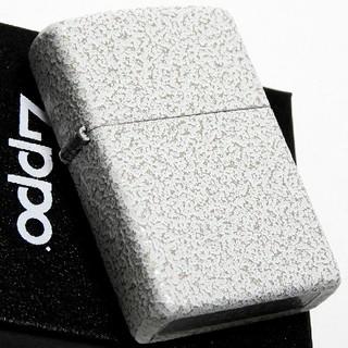 ジッポー(ZIPPO)の(送料込み)ZIPPO◇ホワイトクラック◇新品◇ジッポ(タバコグッズ)