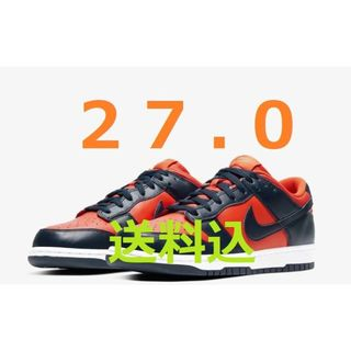 ナイキ(NIKE)の27.0 Nike Dunk Low CHAMP COLORS(スニーカー)