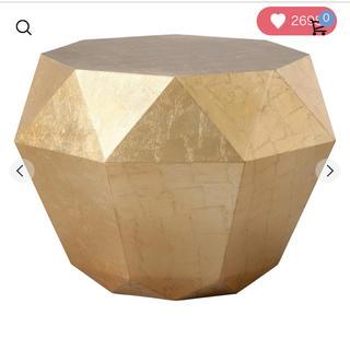 フランフラン(Francfranc)のフランフラン ダイヤモンドテーブル(ローテーブル)