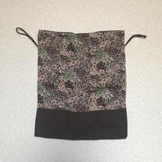 ボンポワン(Bonpoint)のリバティ ロッセリー お着替え 袋(外出用品)