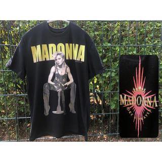 ピーピーエフエム(PPFM)のppfm Madonna like a prayer マドンナ tシャツ(Tシャツ/カットソー(半袖/袖なし))