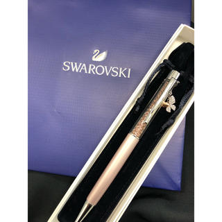 SWAROVSKI - スワロフスキー ボールペン