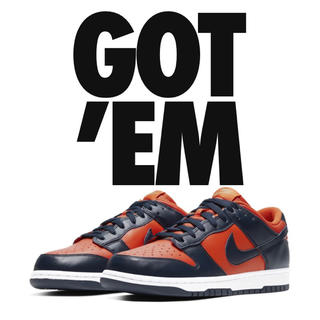 ナイキ(NIKE)のNIKE SB DUNK LOW Champ Colors 28センチ(スニーカー)