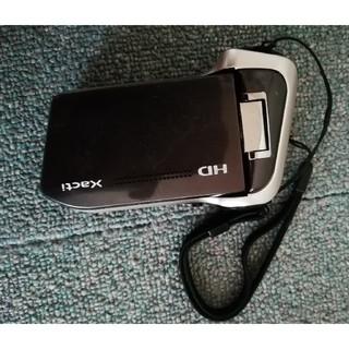 サンヨー(SANYO)のザクティ Xacti DMX-HD700 動作未確認(ビデオカメラ)