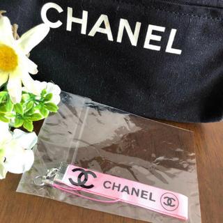 シャネル(CHANEL)のCHANEL ☆キーホルダー☆新品(キーホルダー)