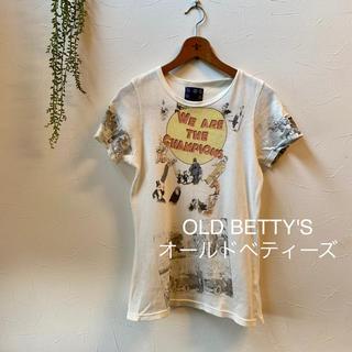 オールドベティーズ(OLD BETTY'S)のOLD BETTY'S オールドベティーズ *Tシャツ 半袖(Tシャツ(半袖/袖なし))