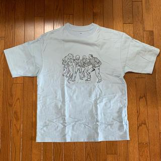 ホリデイ(holiday)のHOLIDAY SUPER FINE DRY T-SHIRT (HEROES)(Tシャツ/カットソー(半袖/袖なし))