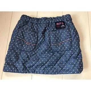 MPS - girls 冬用 ミニスカート