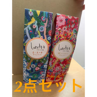 Loretta - ロレッタ ひみつの庭 青い鳥の夢 ボディミルク(90ml)