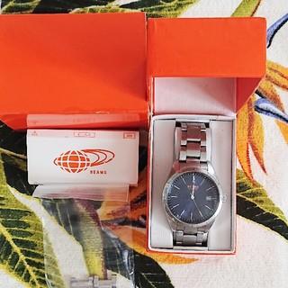 ビームス(BEAMS)のBEAMS  CITIZEN メンズ 腕時計 ジャンク 自動巻き ネジ巻き(腕時計(アナログ))