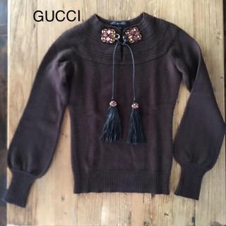 グッチ(Gucci)のグッチ GUCCI  ニット セーター(ニット/セーター)