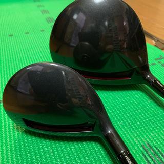 アダムスゴルフ(Adams Golf)のAdams Golf  XTD ドライバー&5W 2本セット(クラブ)