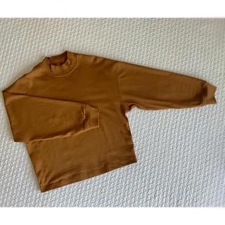ユニクロ(UNIQLO)のUNIQLO U(ユニクロ)モックネックT(Tシャツ(長袖/七分))