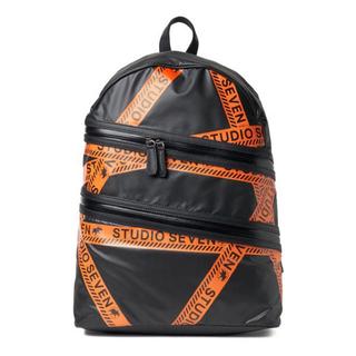 サンダイメジェイソウルブラザーズ(三代目 J Soul Brothers)のHW×STUDIO SEVEN Backpack オレンジ(バッグパック/リュック)