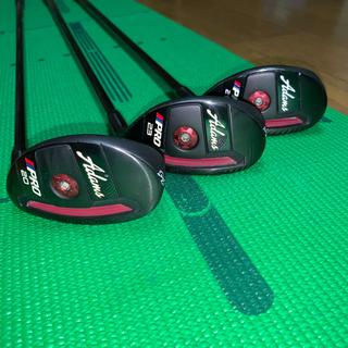 アダムスゴルフ(Adams Golf)のAdams PRO ユーティリティー 3本セット(クラブ)