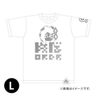 ニンテンドウ(任天堂)のスプラトゥーン2 ファイナルフェスTシャツ 秩序 【Lサイズ】(Tシャツ/カットソー(半袖/袖なし))