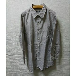 RAGEBLUE - レイジブルー/RAGE BLUE コットンリネンシャツ7ブ