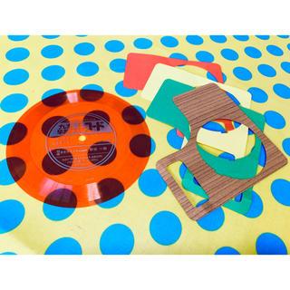 ショウガクカン(小学館)の九九早おぼえレコード 小学二年生10月号ふろく ソノシート(知育玩具)