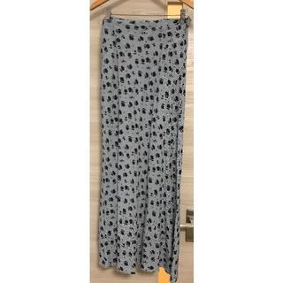 エディットフォールル(EDIT.FOR LULU)の美品 エディットフォールル フラワーマキシスカート(ロングスカート)