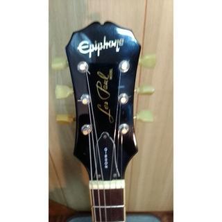 エピフォン(Epiphone)のエピフォン Les Paul Standard ES セミアコ2001年製(エレキギター)