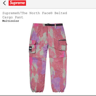 Supreme - supreme the north face pants