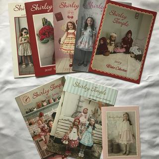 Shirley Temple - シャーリーテンプル  カタログ 2018 2019 2020