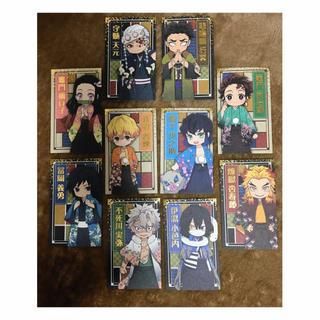バンダイナムコエンターテインメント(BANDAI NAMCO Entertainment)の鬼滅の刃 namco限定カード(キャラクターグッズ)