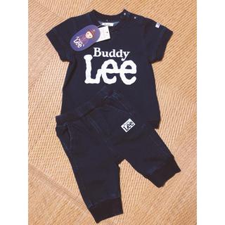バディーリー(Buddy Lee)の♡Buddy Lee デニムスウェットセット★80cm新品‼️(Tシャツ)