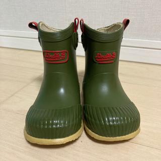 ダブルビー(DOUBLE.B)のダブルB レインブーツ 13cm(長靴/レインシューズ)