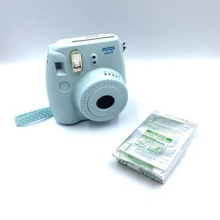 動作確認済 送料込み FujiFilm 富士フイルム Instax Mini 8(フィルムカメラ)