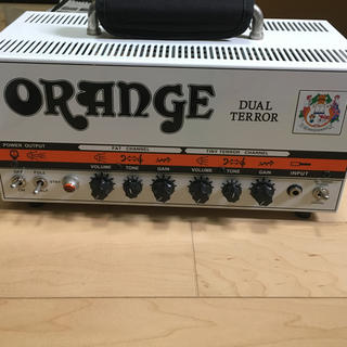 orange dual terror(ギターアンプ)